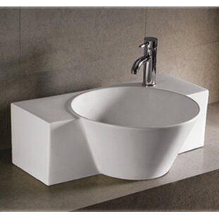 Shop for Isabella Ceramic Specialty Vessel Bathroom Sink By Whitehaus Collection
