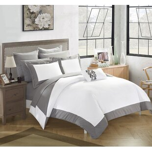 Peninsula Reversible Comforter Set