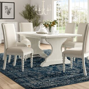 Saguenay 7 Piece Extendable Dining Set Lark Manor