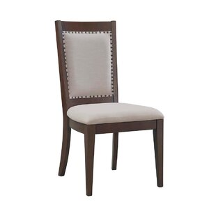Hazelden Upholstered Dining Chair (Set of 2) Gracie Oaks