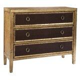 Owatonna 3 Drawer Standard Dresser by World Menagerie