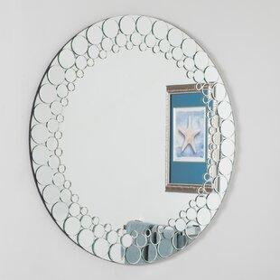 Circles Wall Mirror By Decor Wonderland