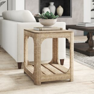 Gering Chairside End Table by Greyleigh