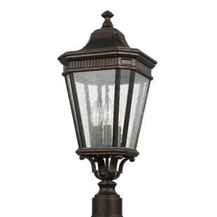 Best Reviews Chilhowee 3-Light Lantern Head By Darby Home Co