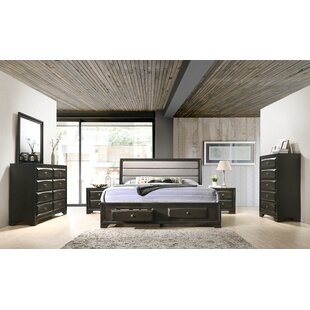 Gauch Platform 6 Piece Bedroom Set