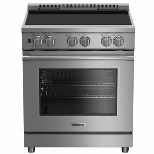 30 Free-standing Dual Fuel Range by Blomberg