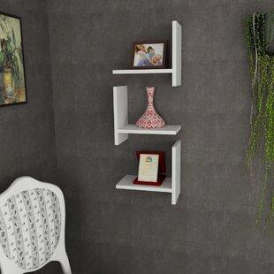 Bulloch 3 Piece Wall Shelf Set By Ebern Designs