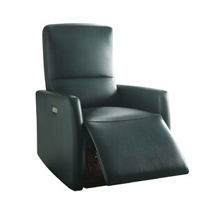Feltman Contemporary Casual Power Glider Recliner Latitude Run