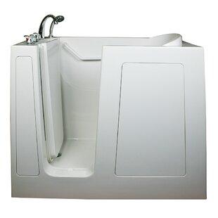 Ella Walk In Baths Deep High Hydrotherapy Massage Whirlpool Walk-In Tub