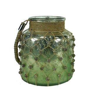 Highland Dunes Glass Lantern
