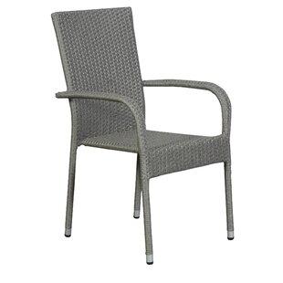 Mattox Stacking Garden Chair Image