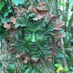 Greenmen Garden Wall Decor