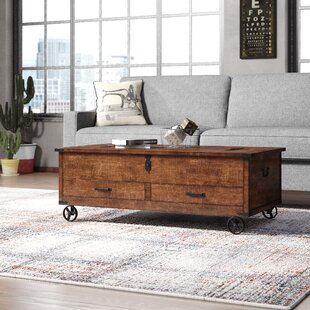 Reviews Arlington Coffee Table By Trent Austin Design