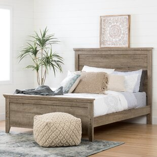 Read Reviews Lionel Queen Platform Bed by South Shore Reviews (2019) & Buyer's Guide