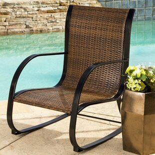 Saechao Rocking Chair by Wrought Studio