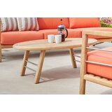 Armrong Teak Outdoor Coffee Table