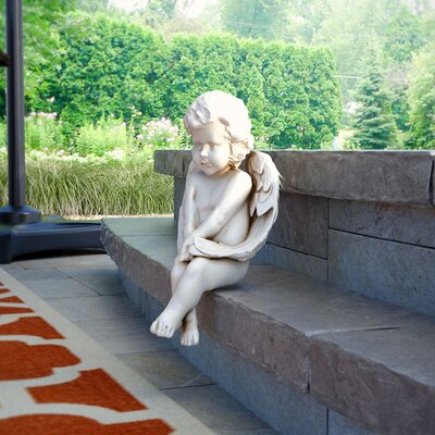 Ayers Meditation Statue Alcott Hill