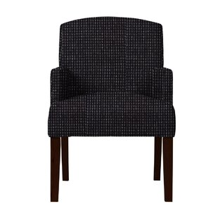 Arturo Formal Arm Chair by Langley Street