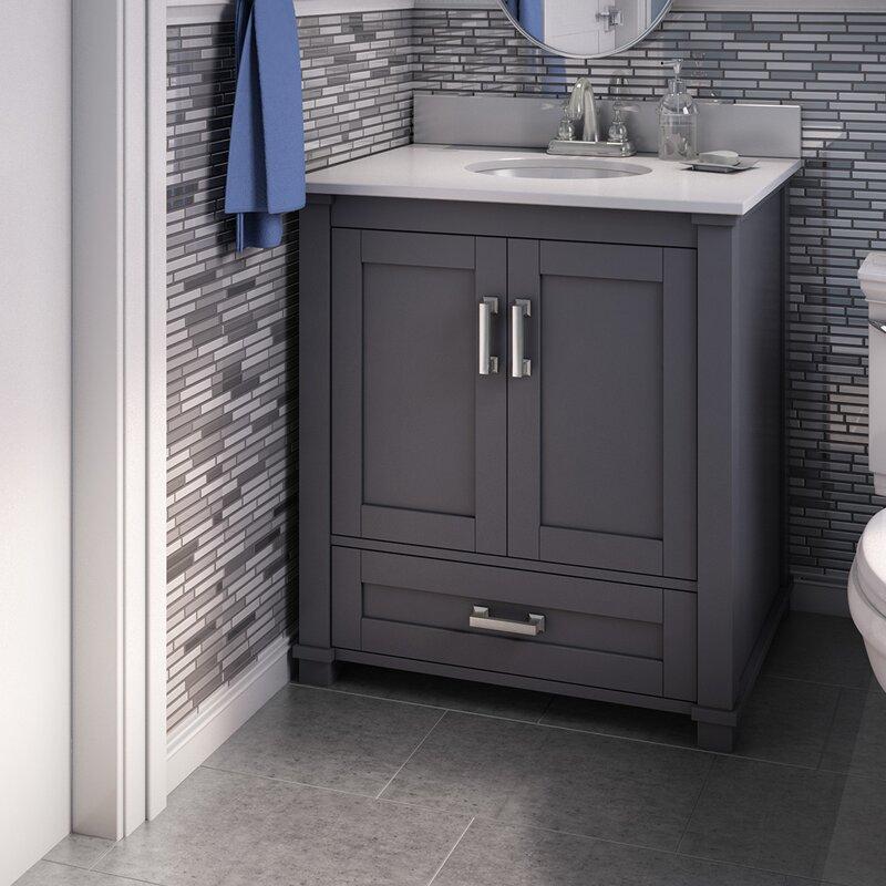 Free Standing Sink Bathroom   Freestanding Style 30 Single Sink Bathroom Vanity Base Only