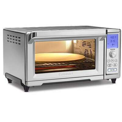095 Cu ft Chefs Convection Oven and Broiler Cuisinart