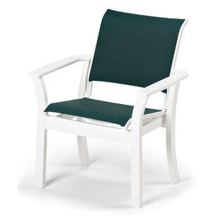Leeward Stacking Patio Dining Chair (Set of 2)