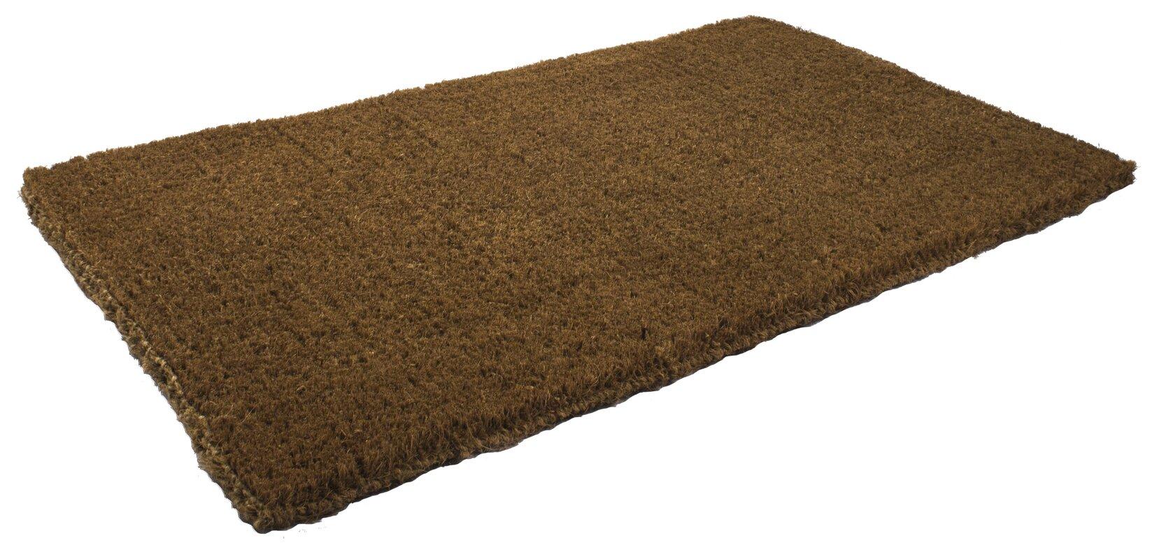 Entryways Homemade Blank Doormat & Reviews | Wayfair