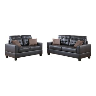 Laffel 2 Piece Living Room Set..