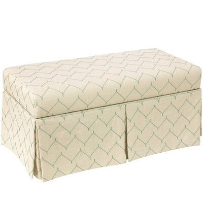 Admirable Rosecliff Heights Parada Wood Storage Bench Upholstery Color Machost Co Dining Chair Design Ideas Machostcouk
