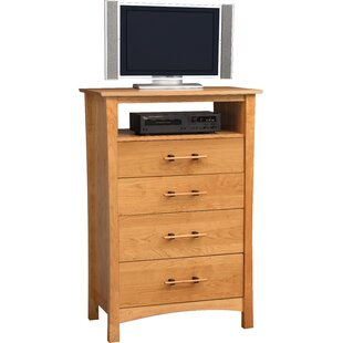 Monterey 4 Drawer Media Chest by Copeland Furniture