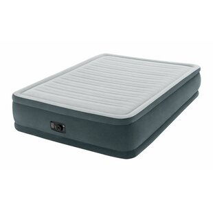 Elevated 18 Air Mattress with Built-in-Pump by Intex