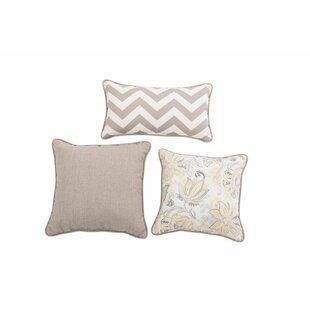 Superb Evart 3 Piece Pillow Set