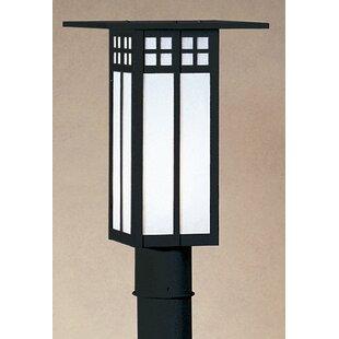 Glasgow 1-Light Lantern Head by Arroyo Craftsman