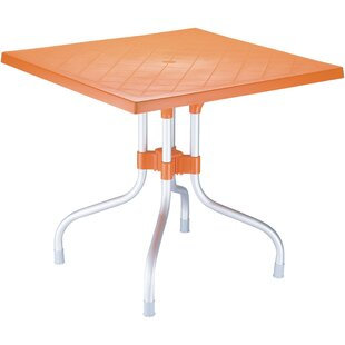 Buerger Folding Plastic/Resin Bistro Table By Latitude Run
