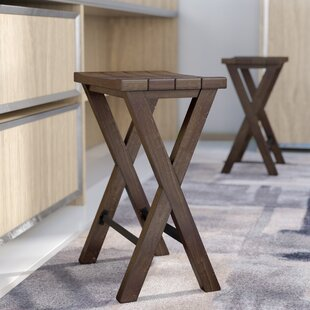 Gillan 24 Bar Stool by Gracie Oaks
