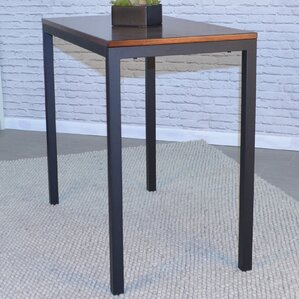Tabbart Pub Table by Laurel Foundry Modern Farmhouse