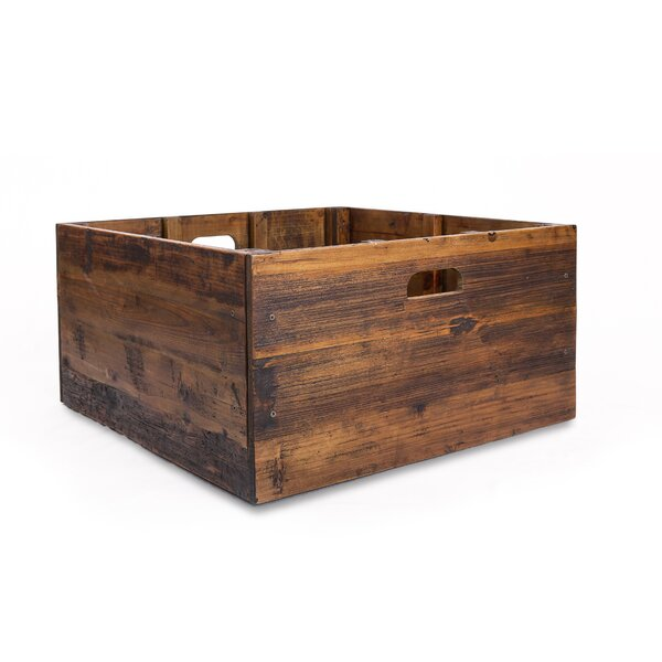 Reclaimed Wood Box Wayfair