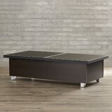 Elser Coffee Table with Storage by Latitude Run®