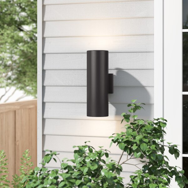 Rozella 2 - Bulb Outdoor Armed Sconce by Zipcode Design™