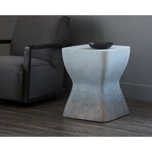 Solterra Pedestal End Table