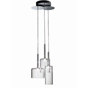 Axo Light Spillray 3-Light Pendant