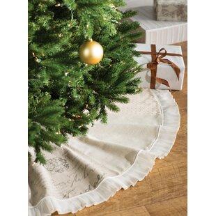 patchwork christmas tree skirt - Vintage Christmas Tree Skirt