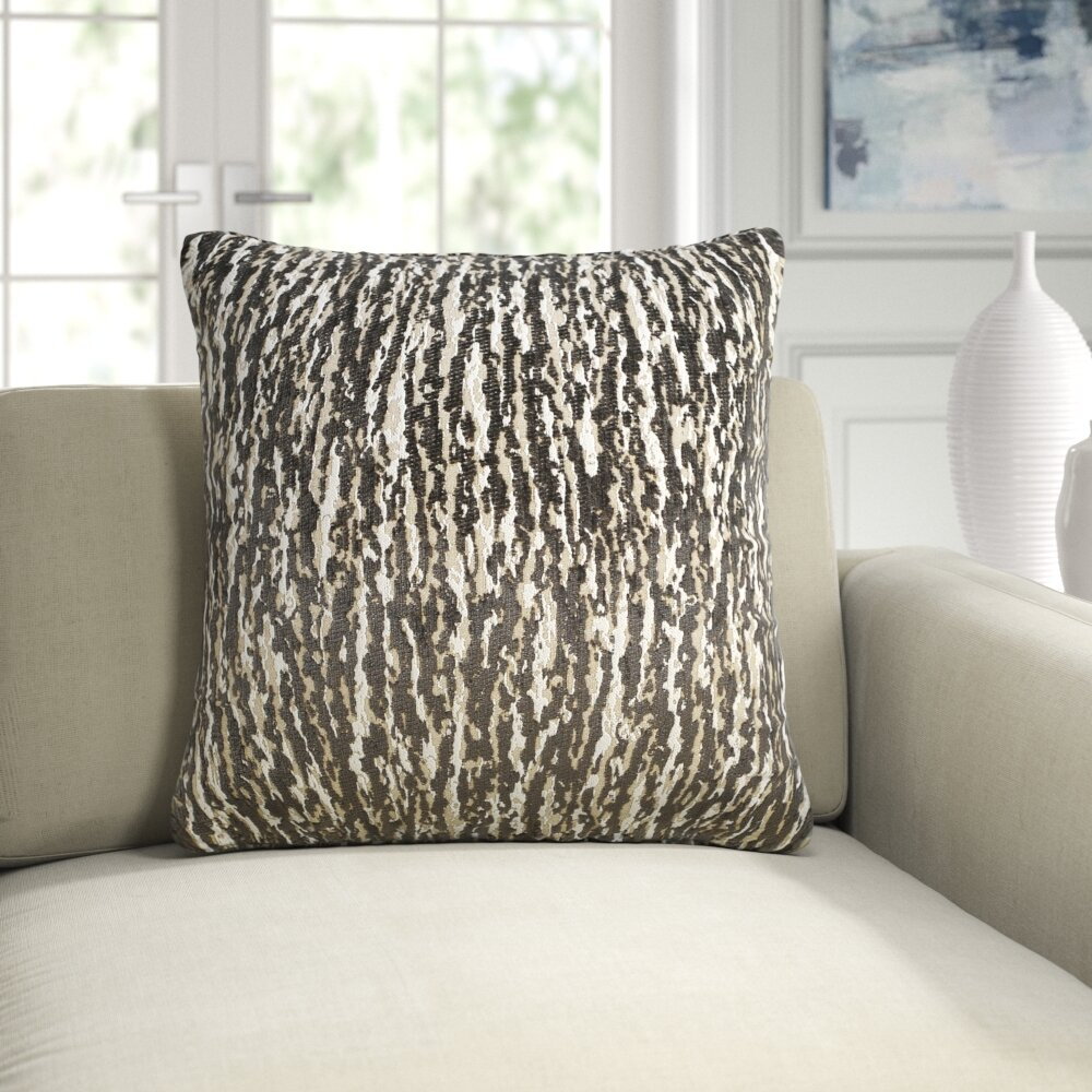Toss By Daniel Stuart Studio Gibraltar Feathers Abstract Throw Pillow Perigold