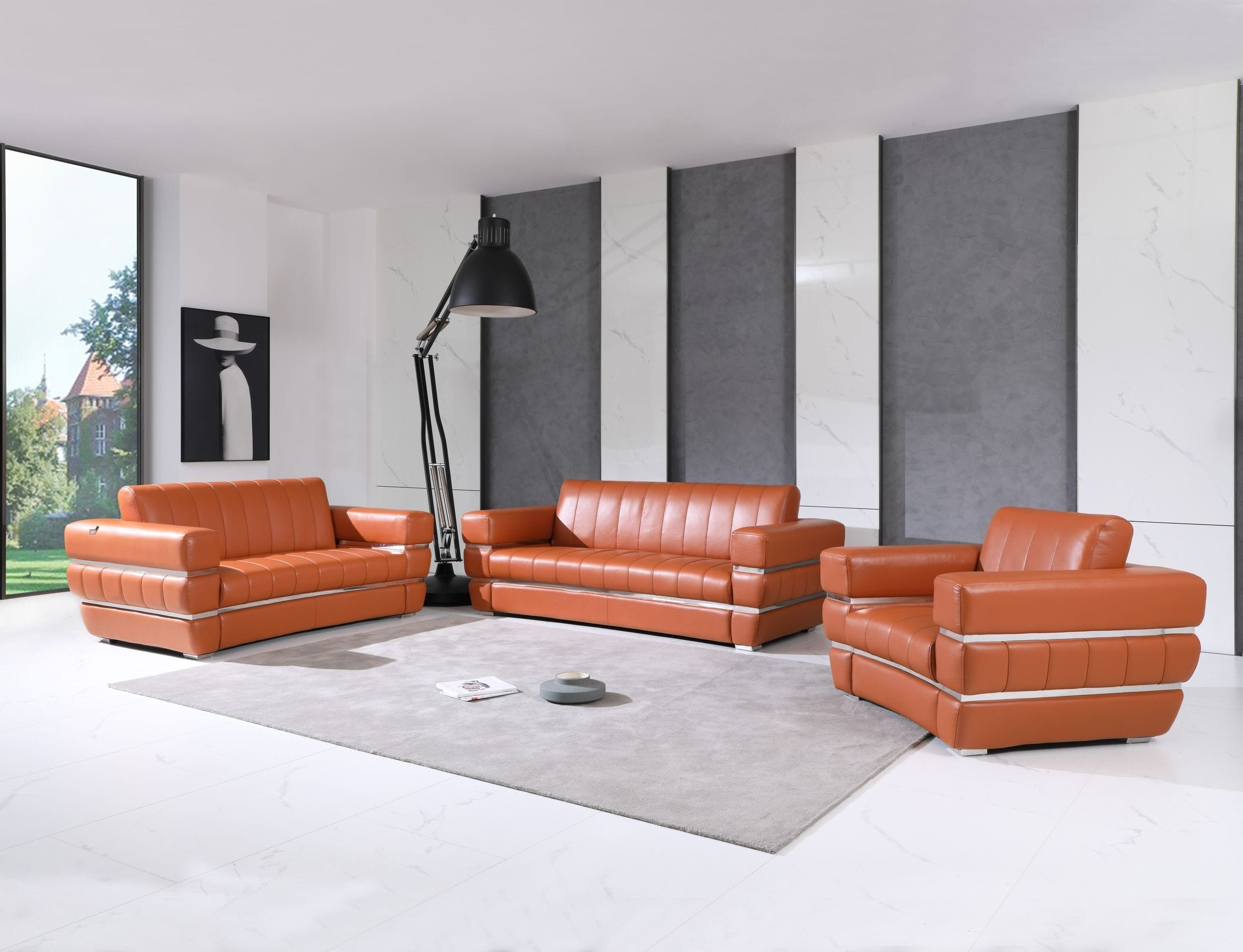 3 Piece Living Room Sets You Ll Love In 2021 Wayfair