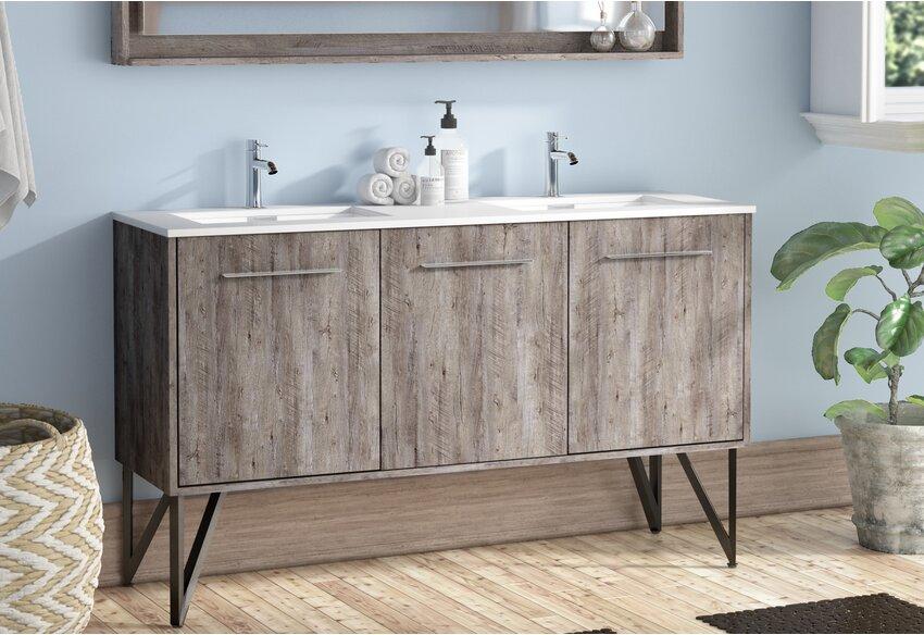 Bathroom Storage & Organization You\'ll Love in 2019   Wayfair