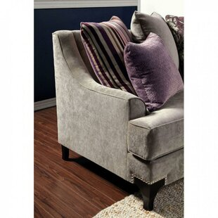 Gallager Opulent Sofa by Everly Quinn Coupon