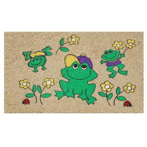 Frogs Doormat