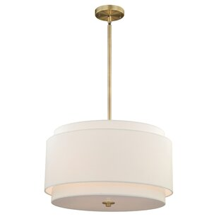 Vaxcel Burnaby 4-Light Pendant