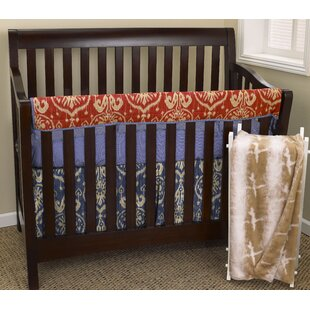 Read Reviews Zechariah 4 Piece Crib Bedding Set By Zoomie Kids