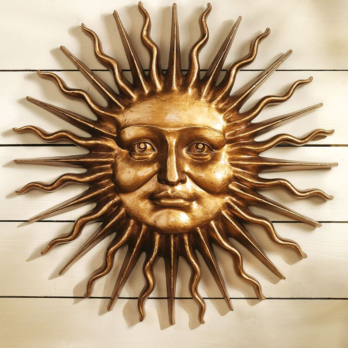 sloane greenman sun wall dcor - Sun Wall Decor