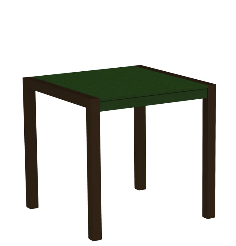 polywood® mod dining table & reviews | wayfair